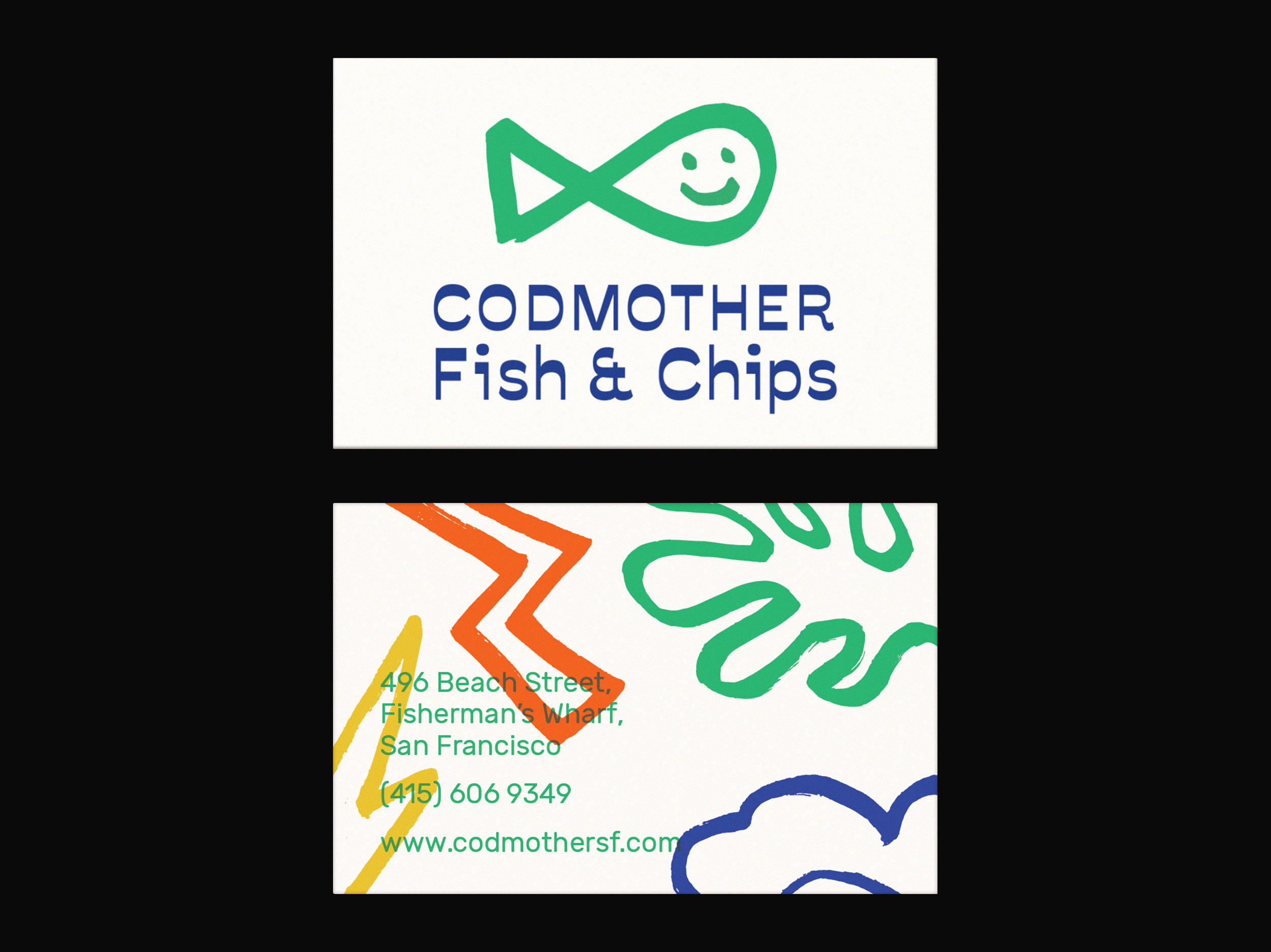 Codmother Business Card