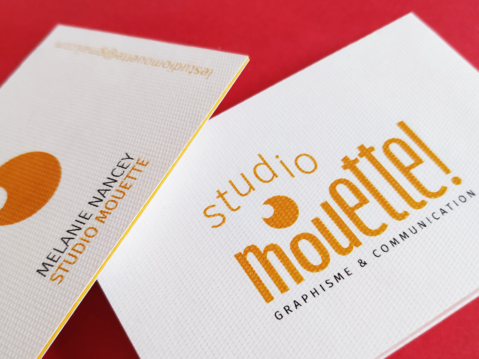 Le Studio Mouette card