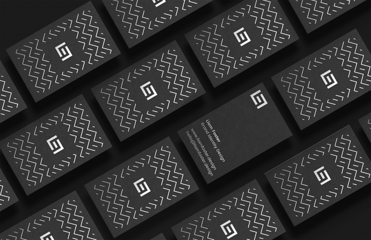 Liam Foster business cards