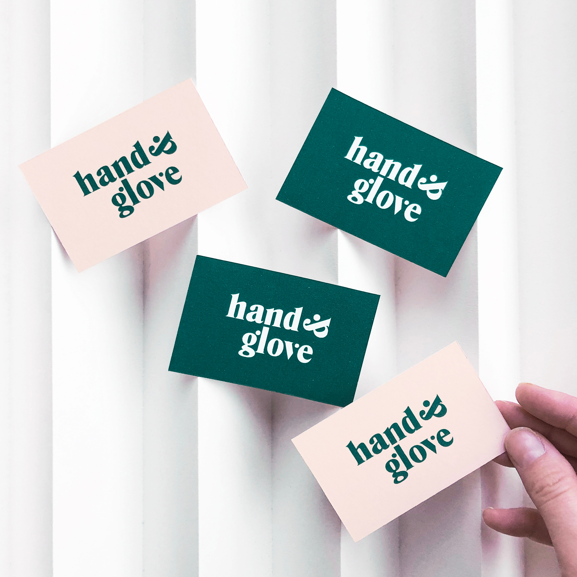 Hands&Glove business card
