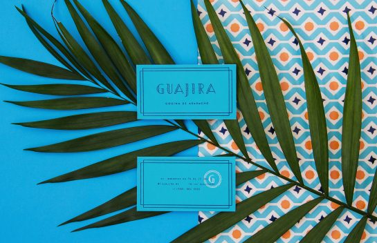 Guajira business card