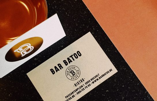 Bar Batoo business card
