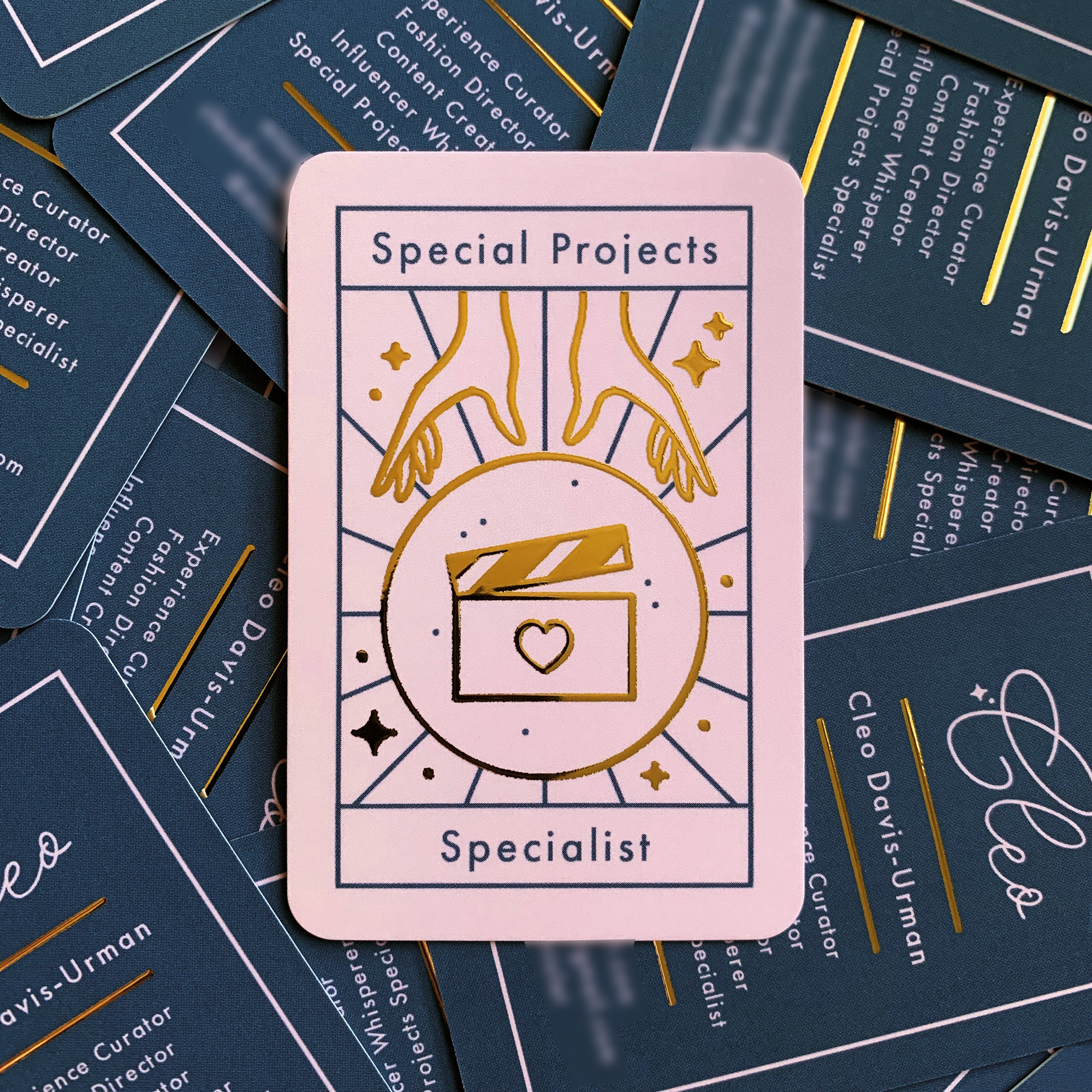 Cleo special projects specialist