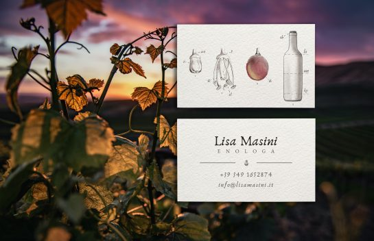 Lisa Masini business card