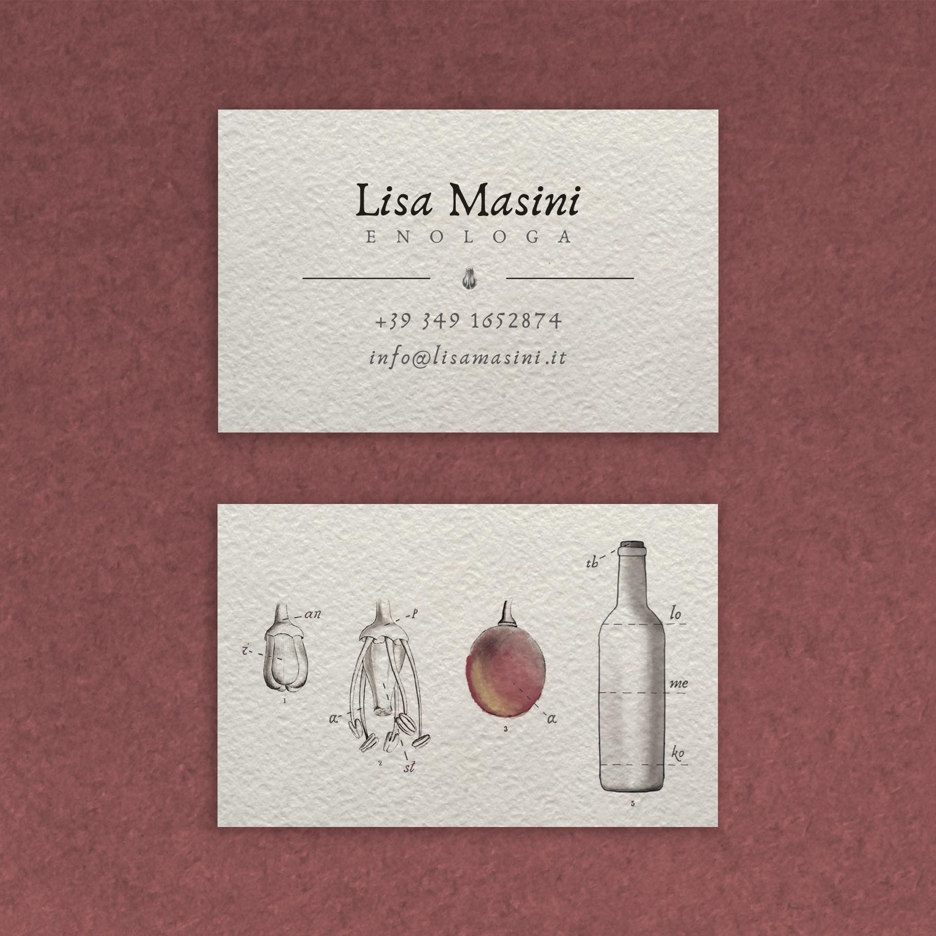 Lisa Masini business_card