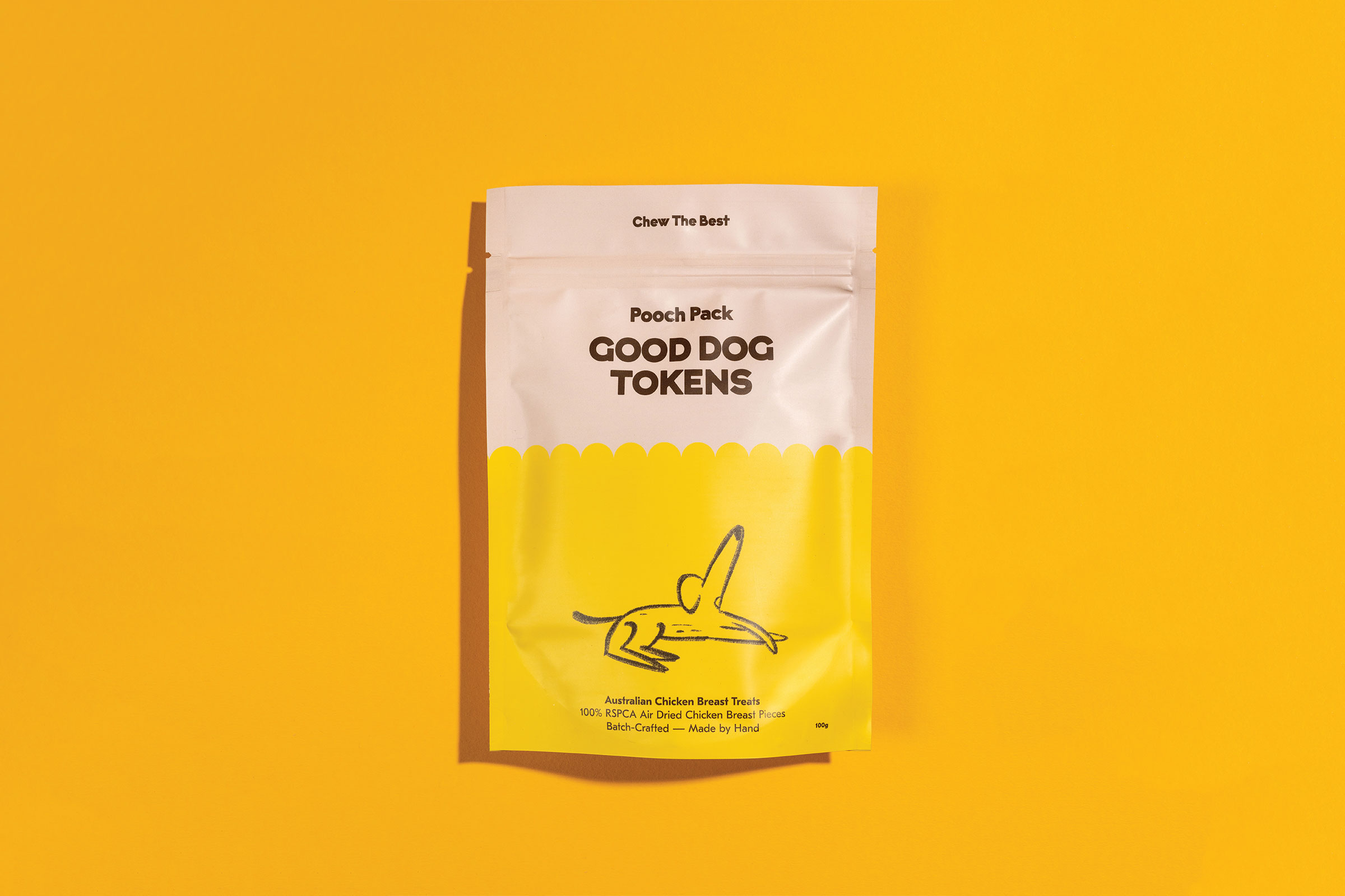 Pooch Treat Bags_chicken