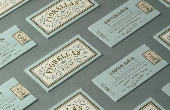 Fiorellas Business Card