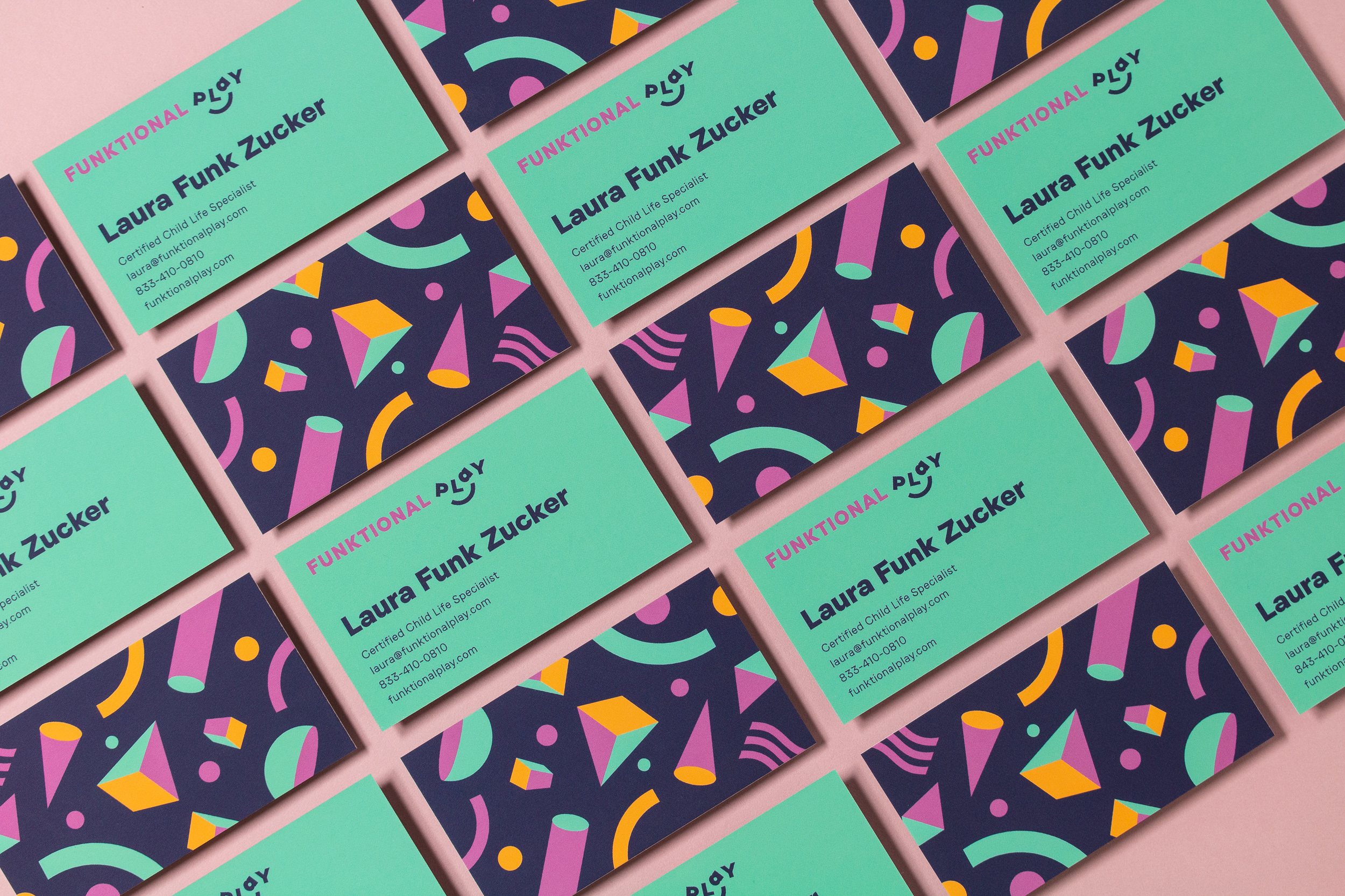 Funktional Play business card