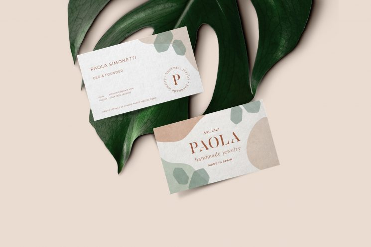 Paola Business Card