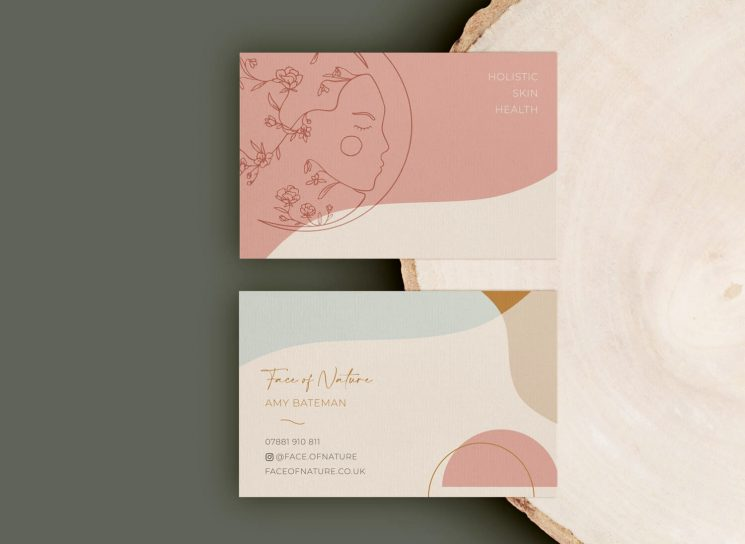 Face of Nature business card1