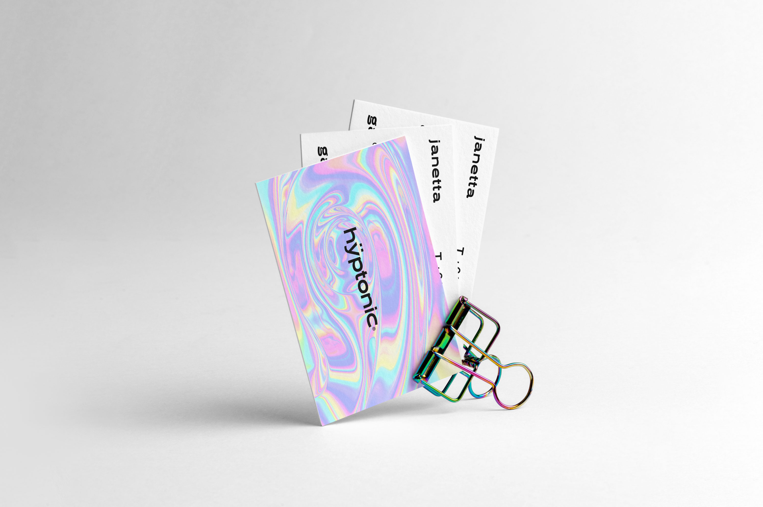 Hyptonic businesscard