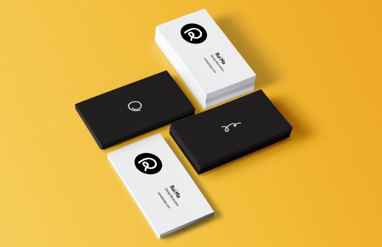 Rui Ma Business card