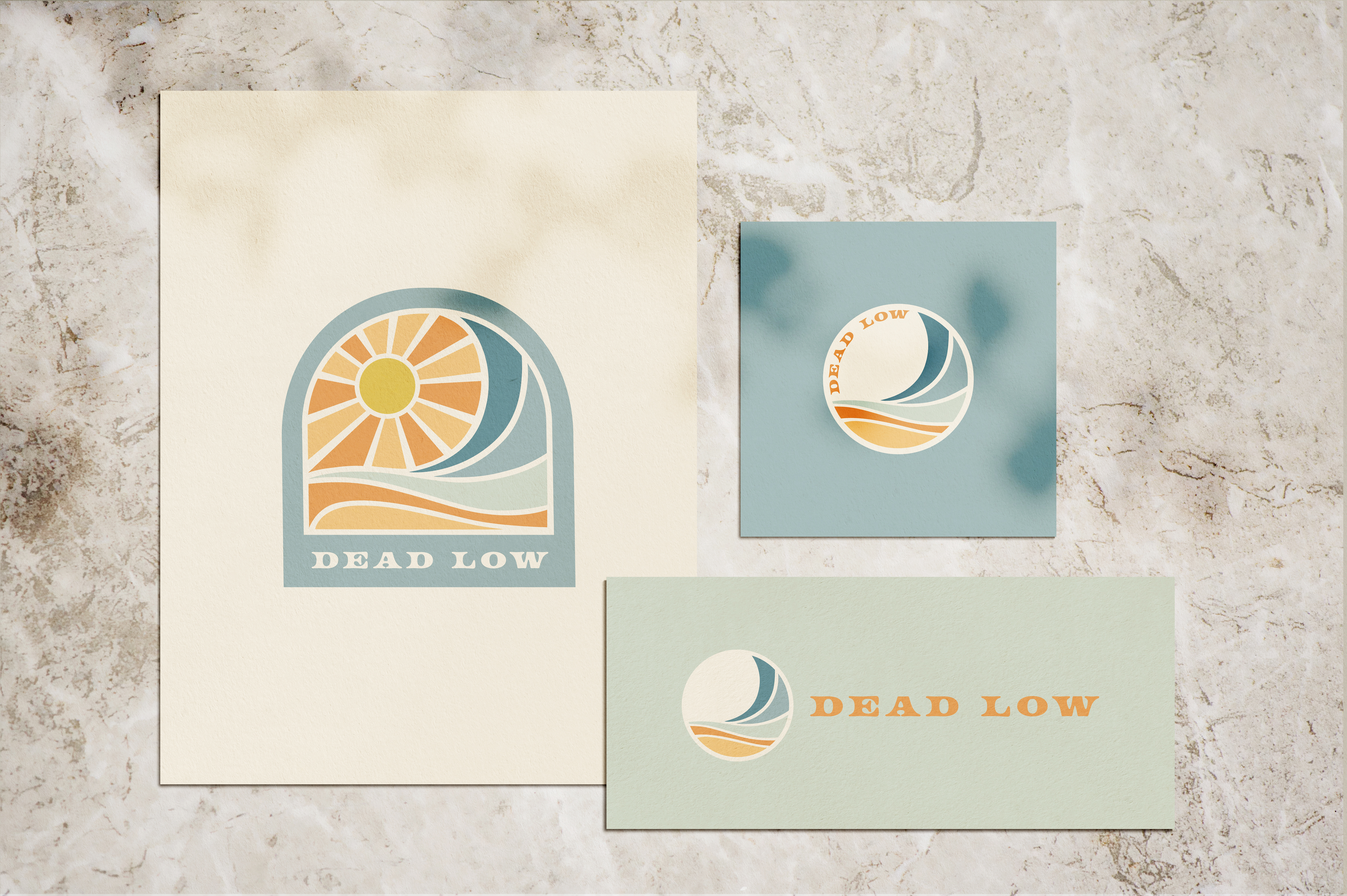 Shop Dead Low stationery