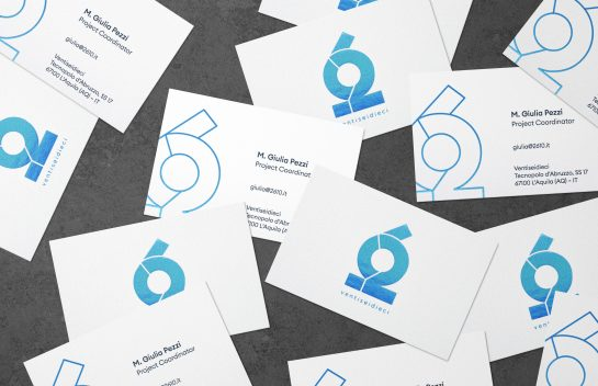 Ventiseidieci business_cards