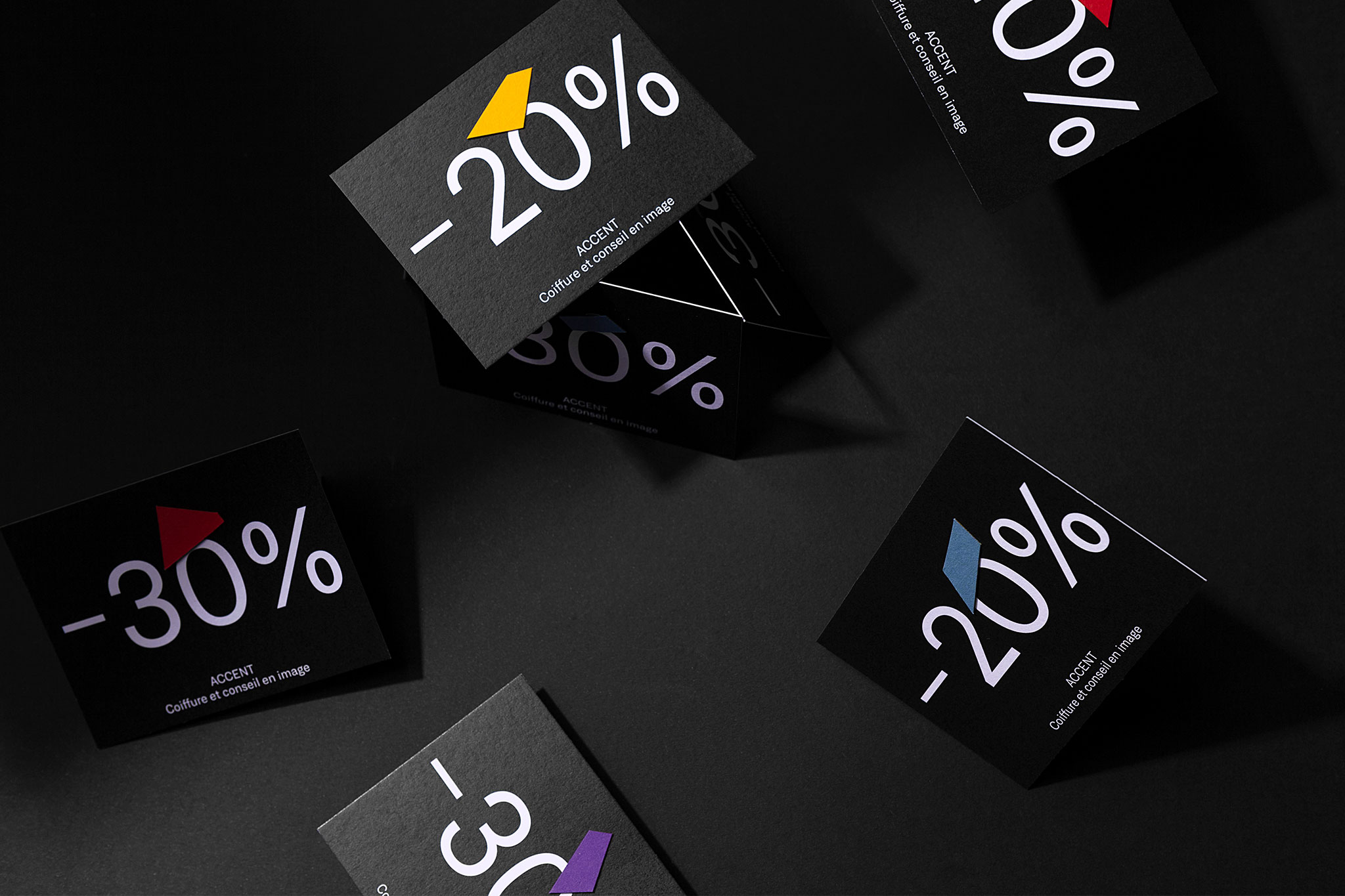 Accent special discount cards