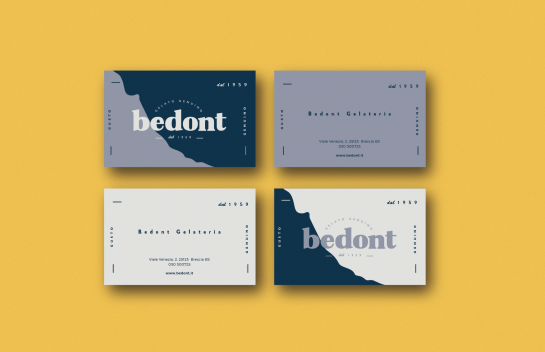 Bedont business card