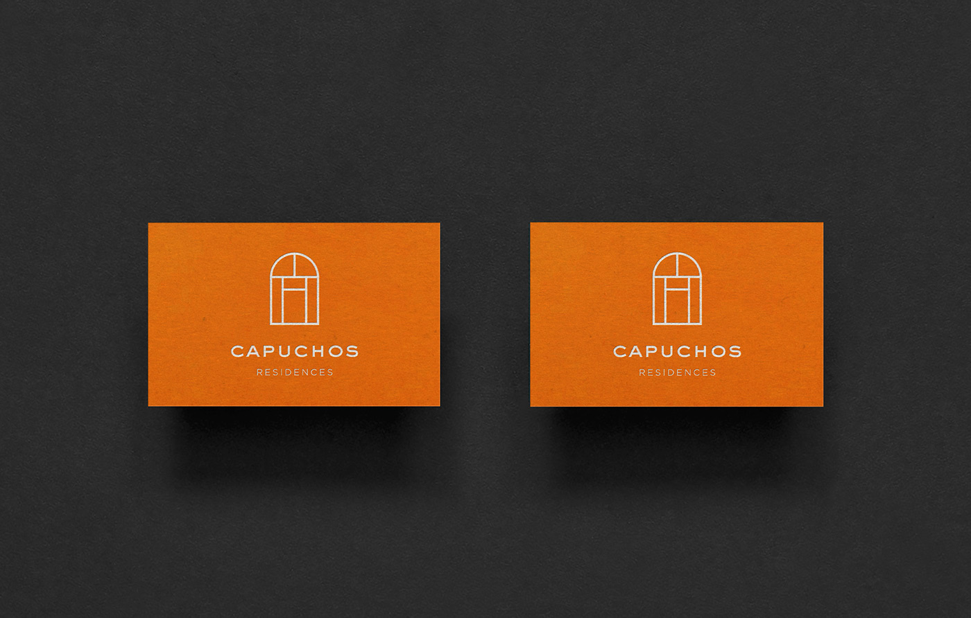 Capuchos business cards