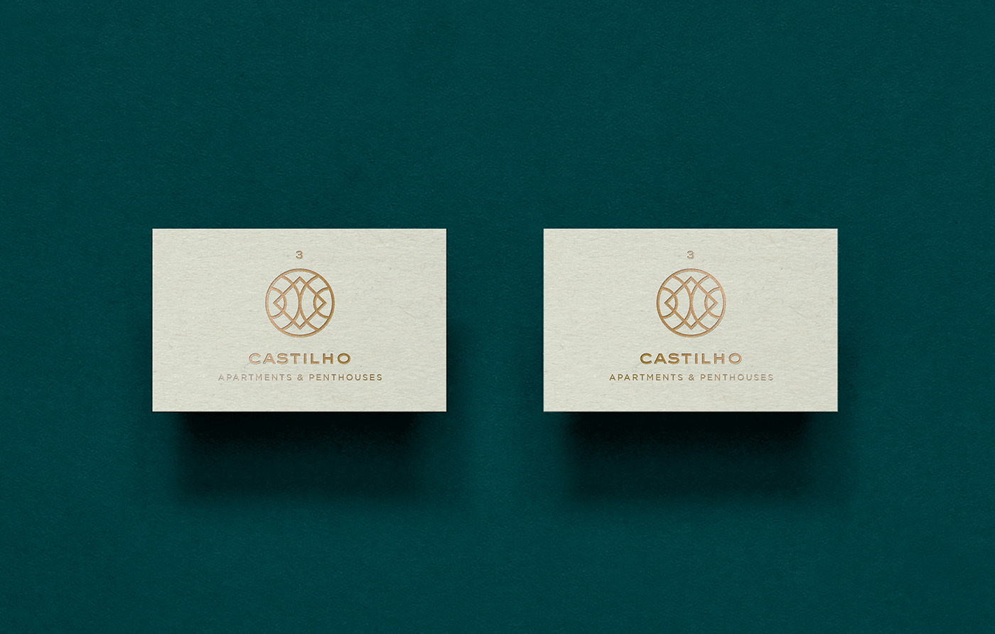 Castilho business cards