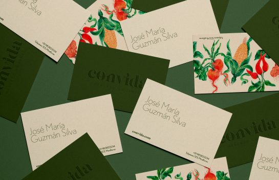 Convida business card