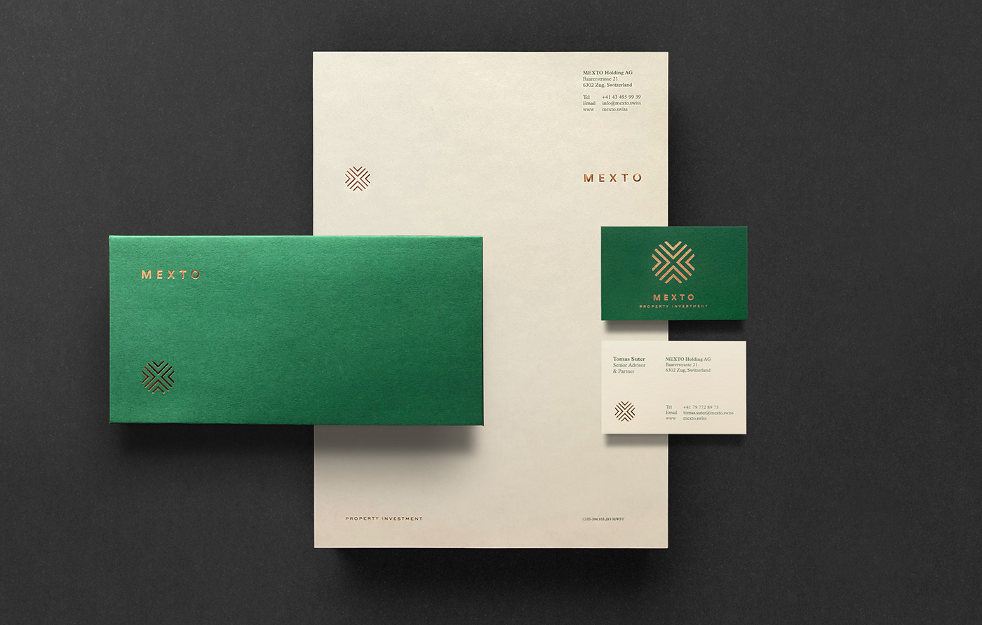 Mexto stationery