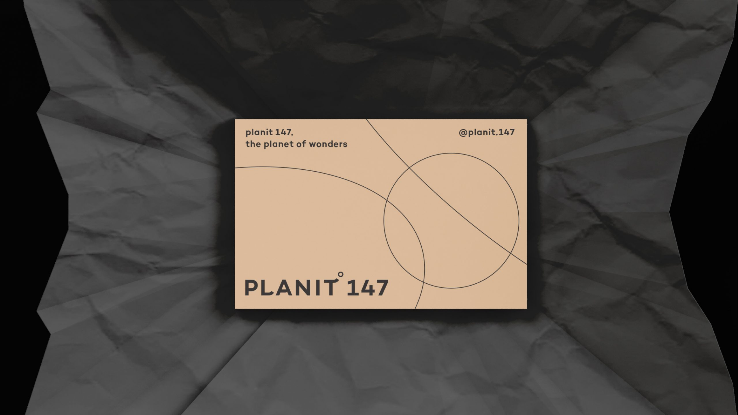 Planit 147 business card