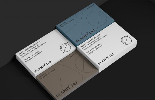 Planit 147 business cards