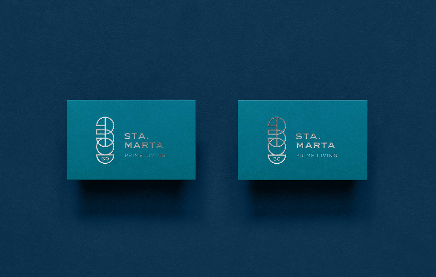 Sta.Marta business cards