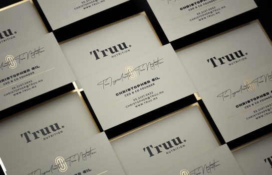 Truu Nutrition business cards_1