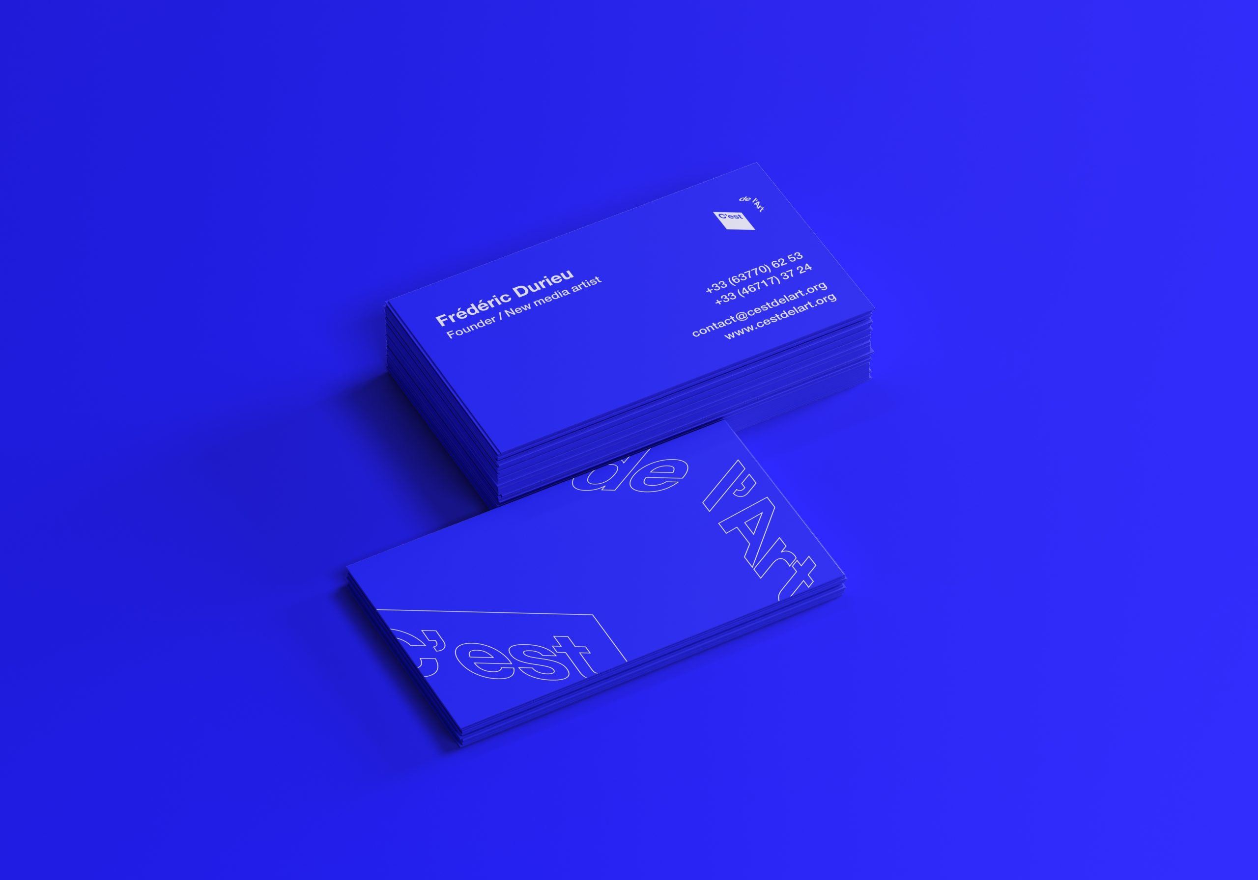 C'est de l'Art business_card