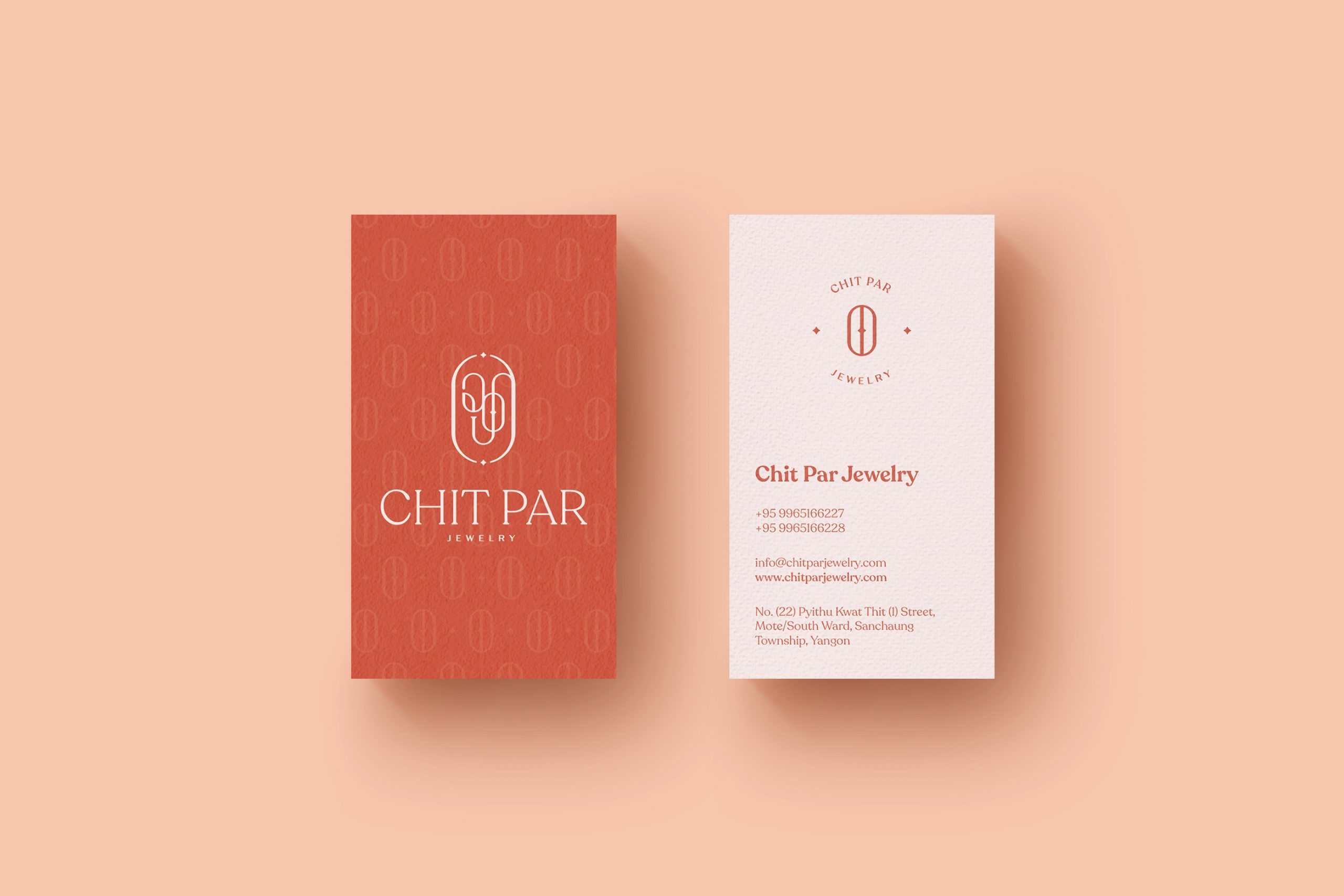 Chit Par Jewelry Business Cards1