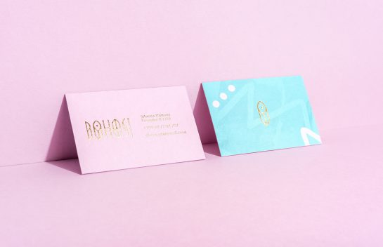 Bohosi business cards