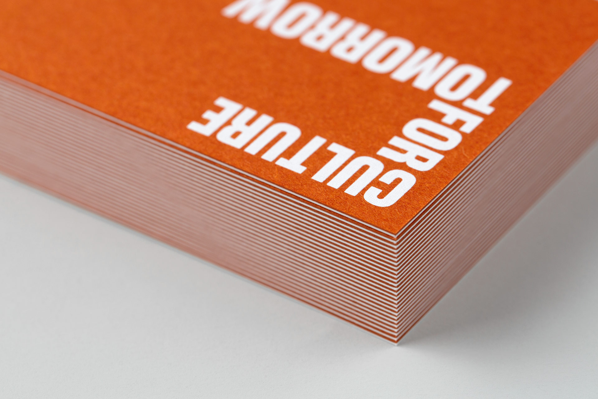 Culture For Tomorrow_businesscard