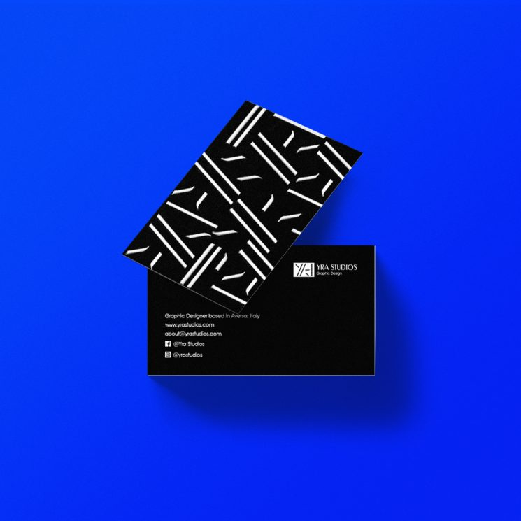 YRA businesscards