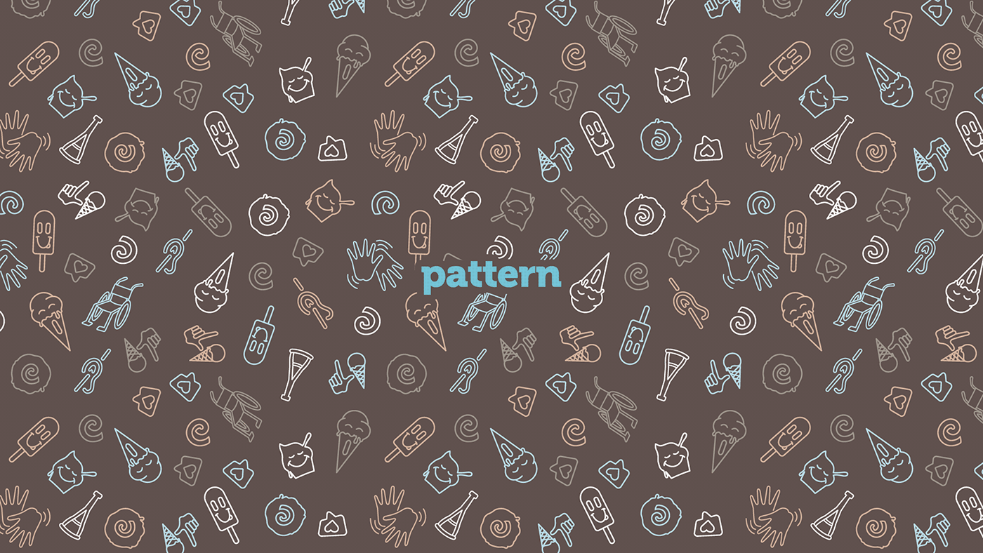 All's Cream patterns