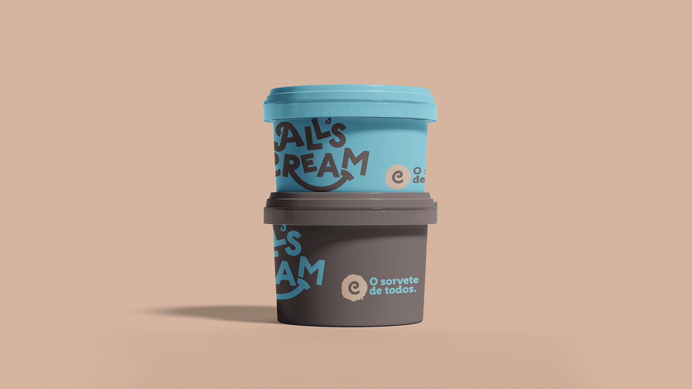 All's Cream ice cream