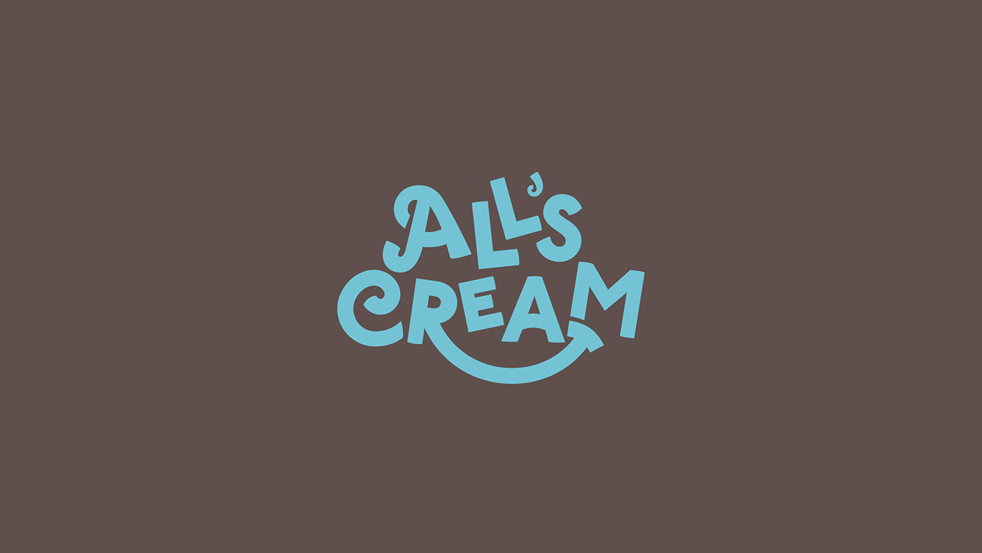 All's Cream logo