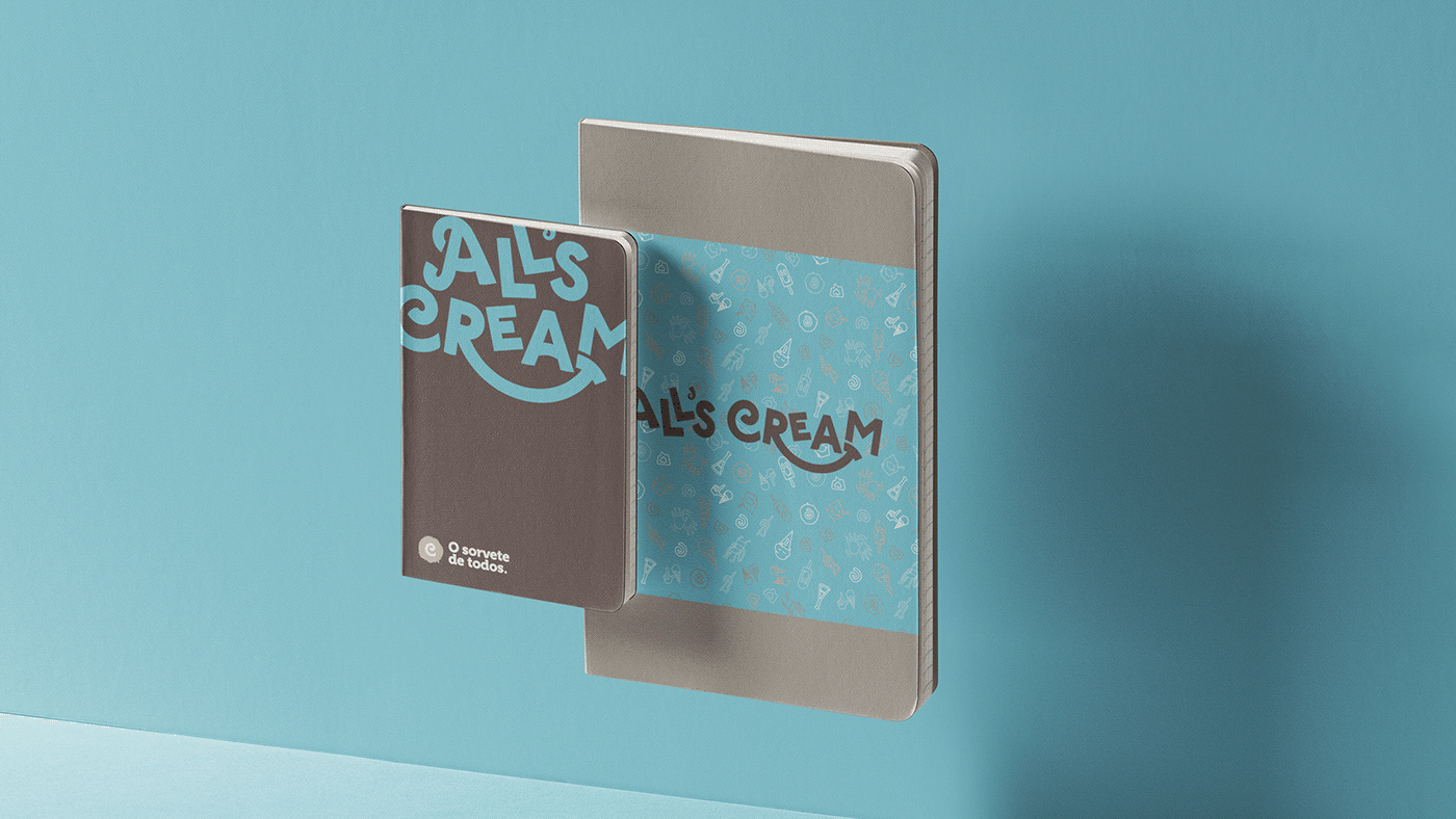 All's Cream notebooks