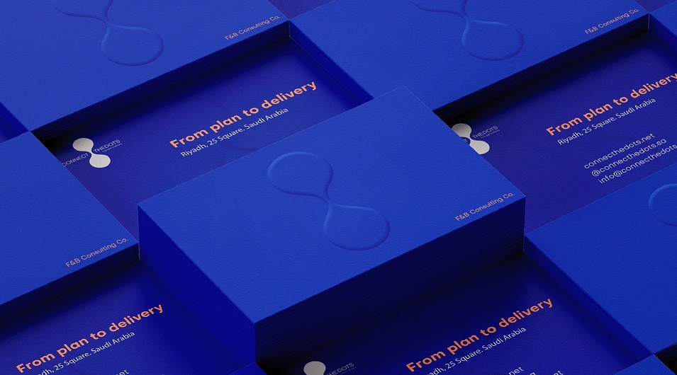 Connect the Dots_business cards
