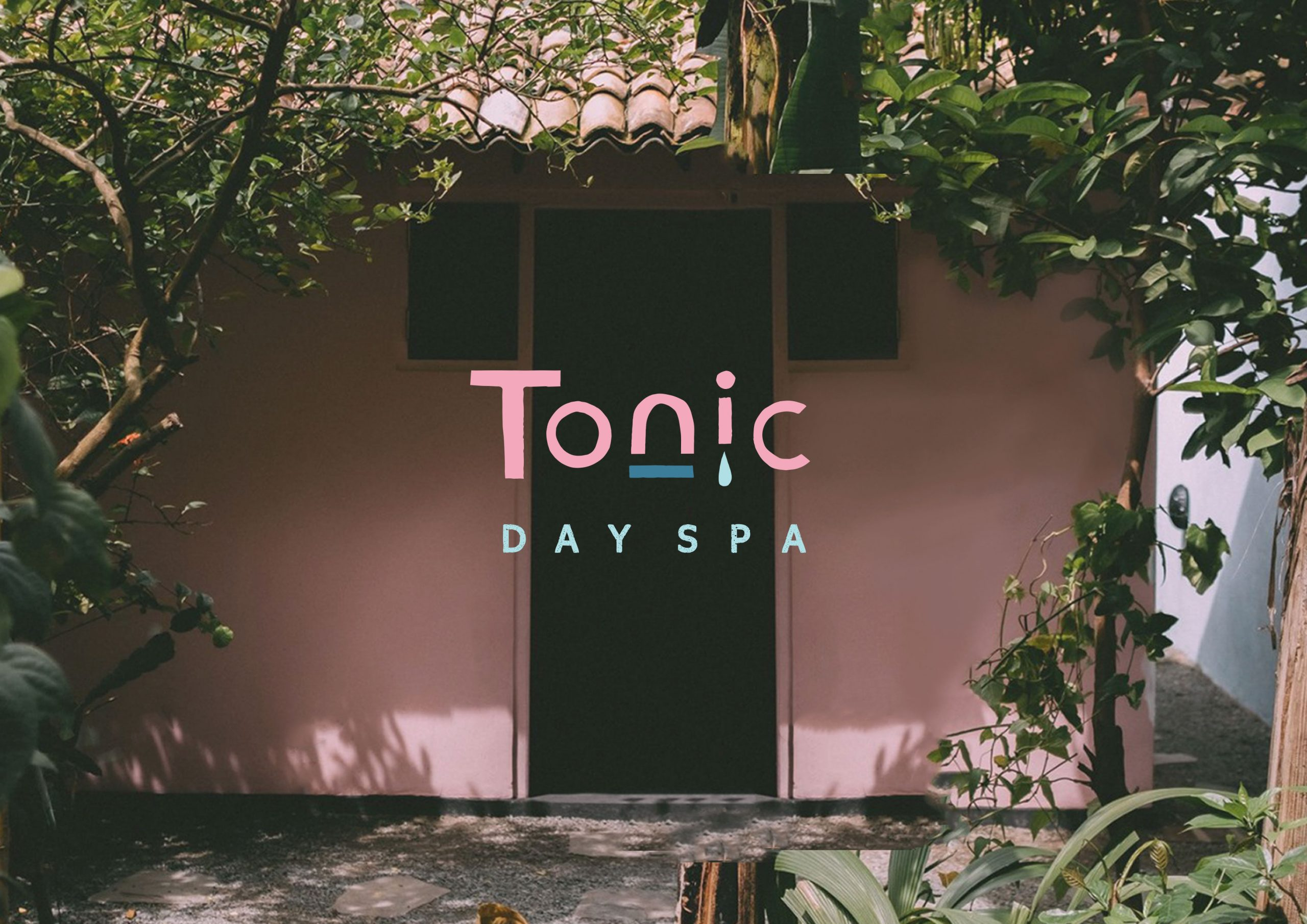 Tonic Day Spa title