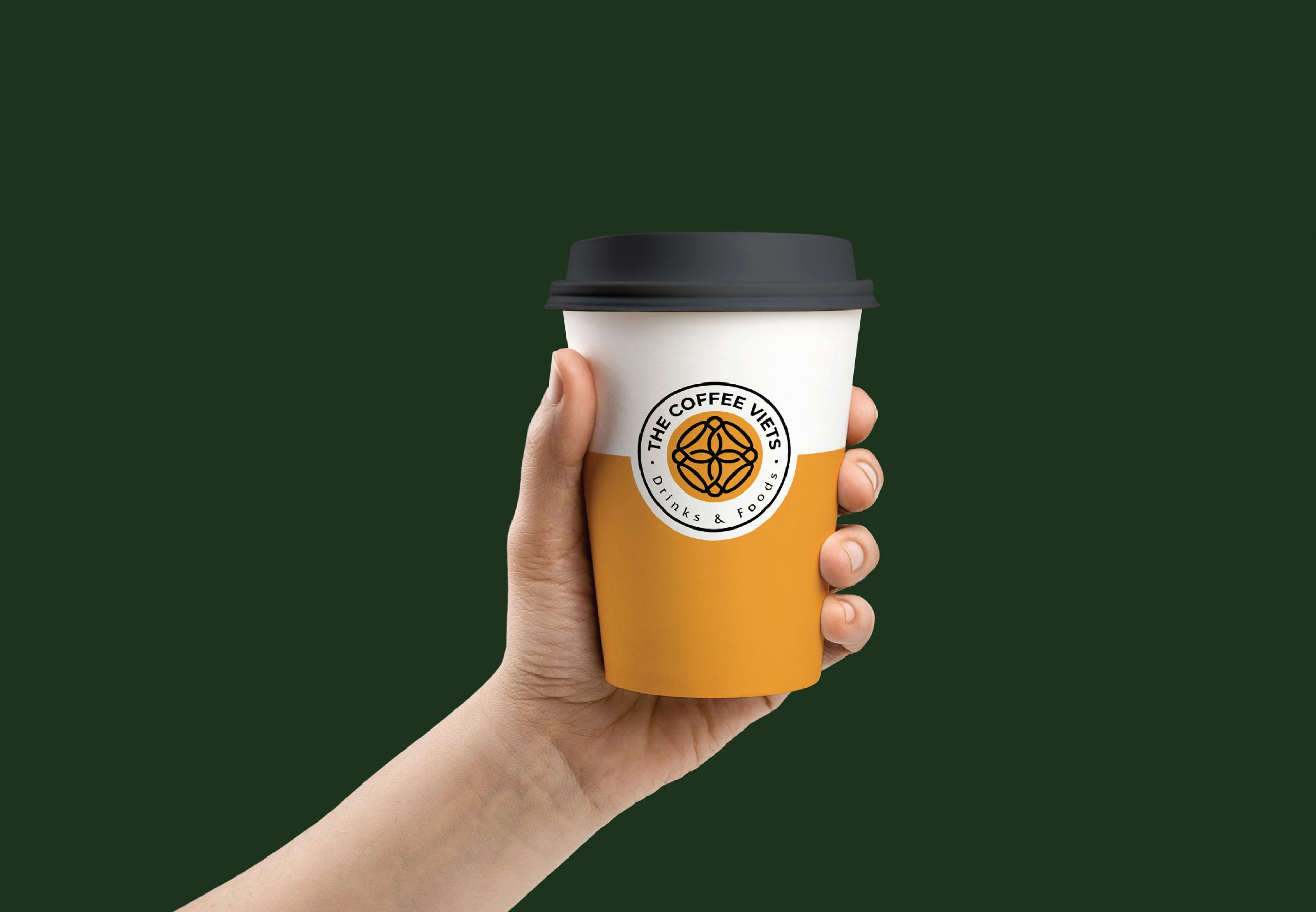 The Coffee Viet cup design