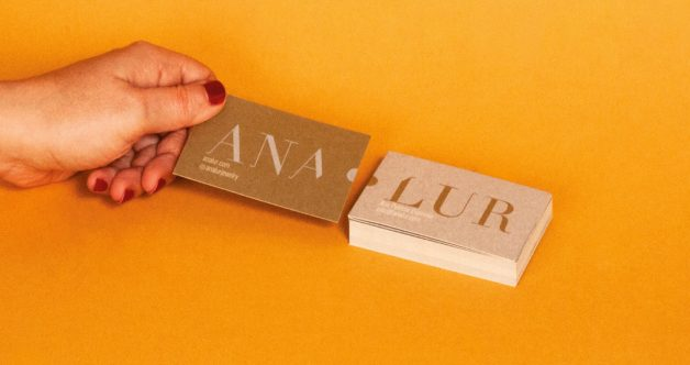Analur business card