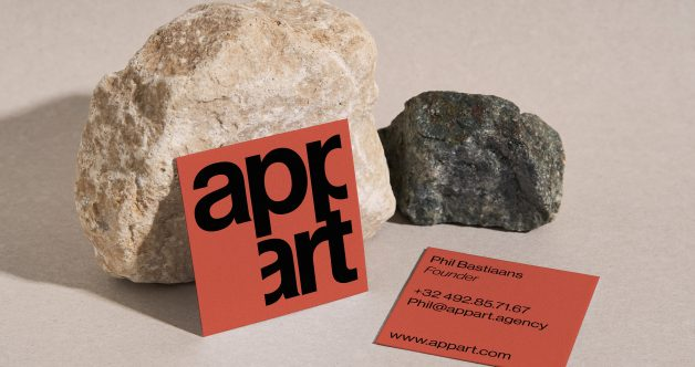 Appart business card