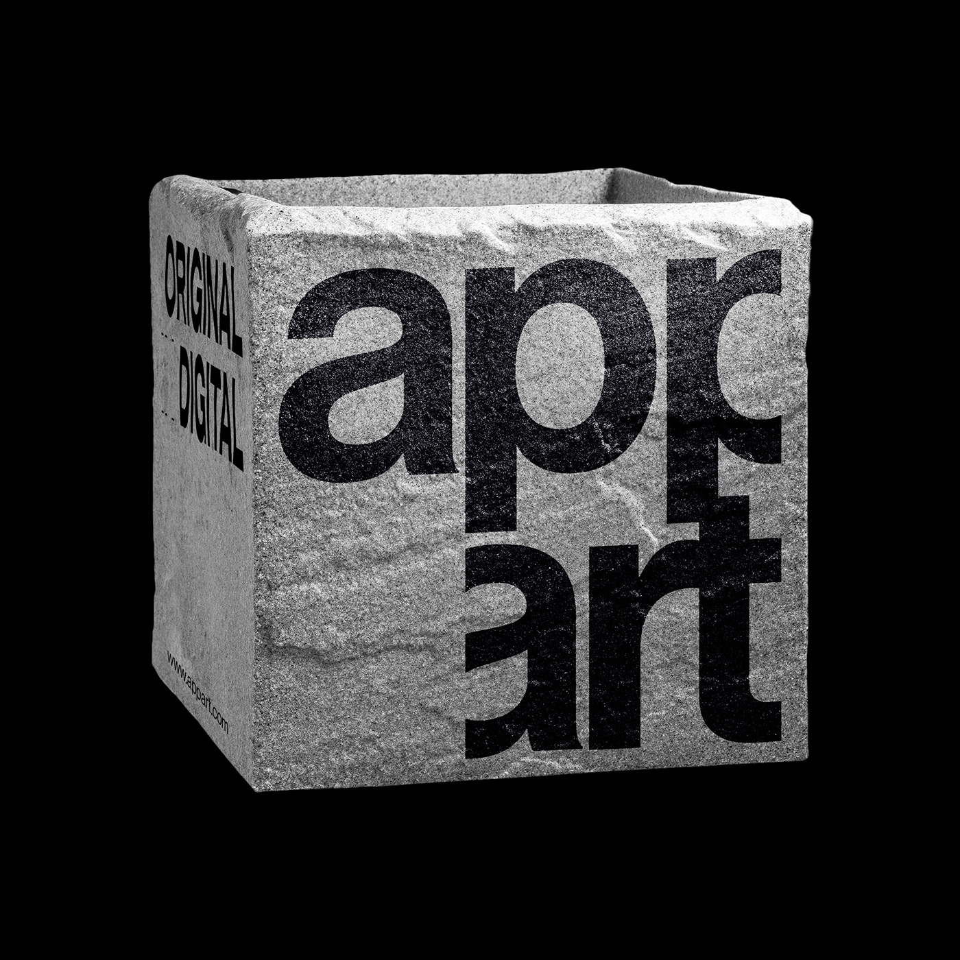 Appart_stone brick