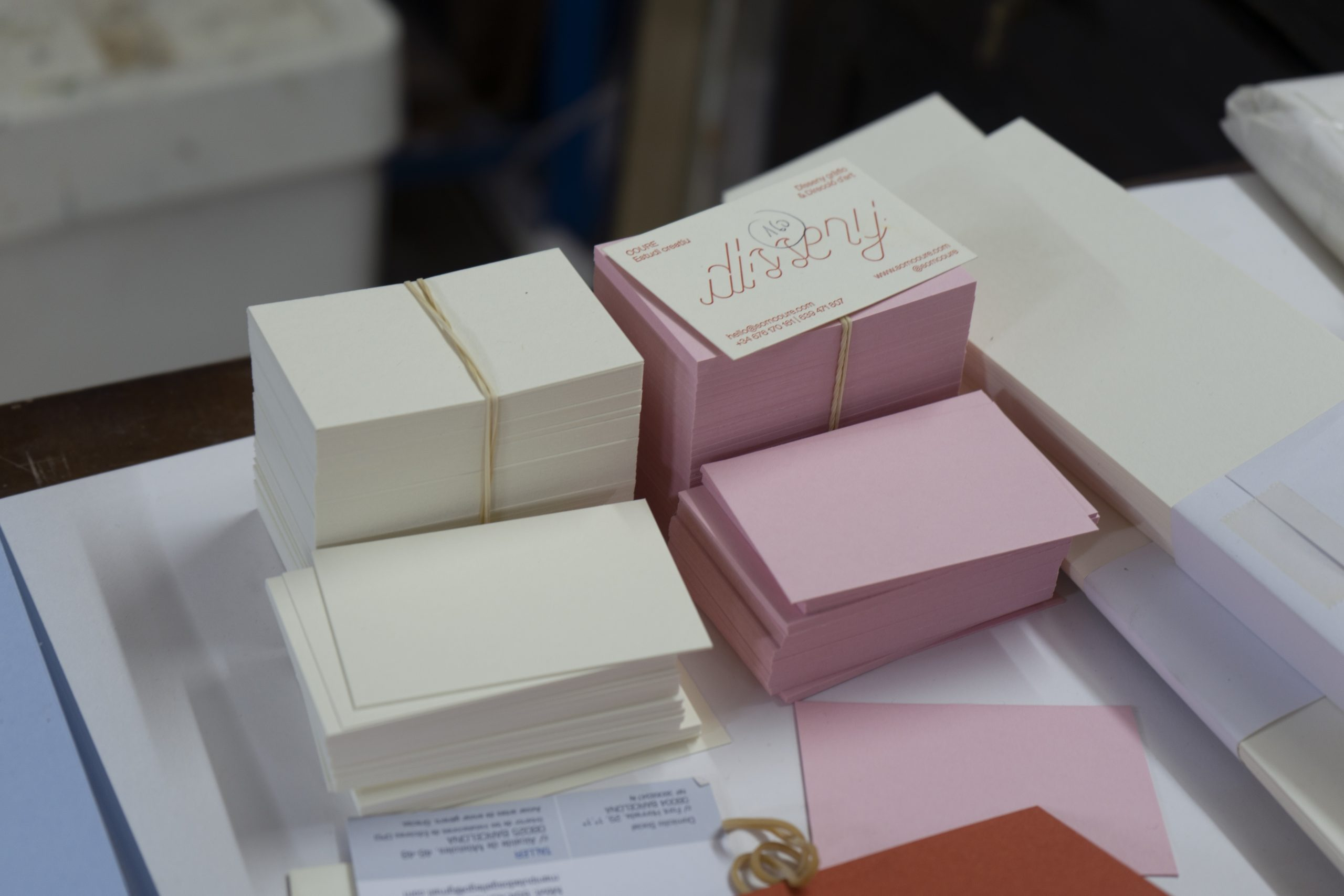 COURE card printing_paper