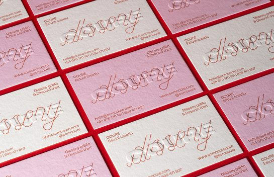 Coure business cards