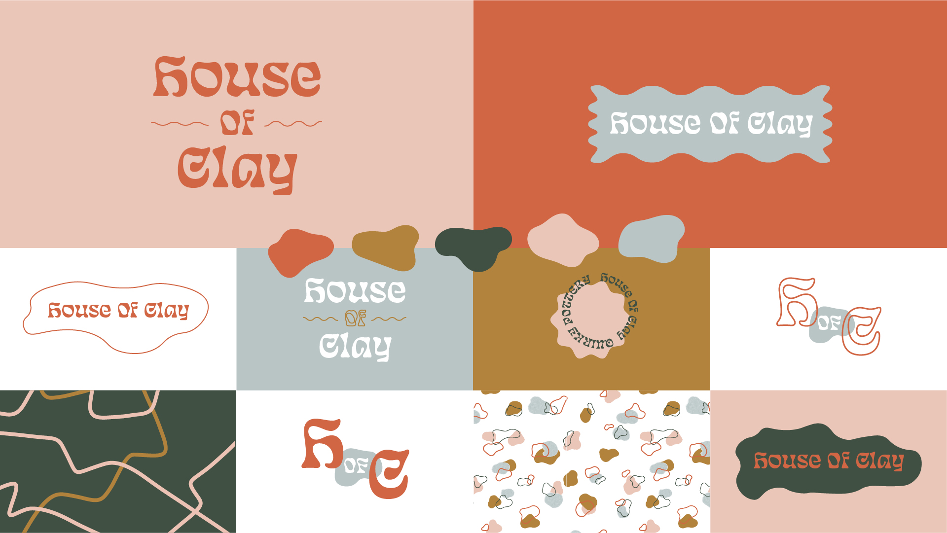 House of Clay concept