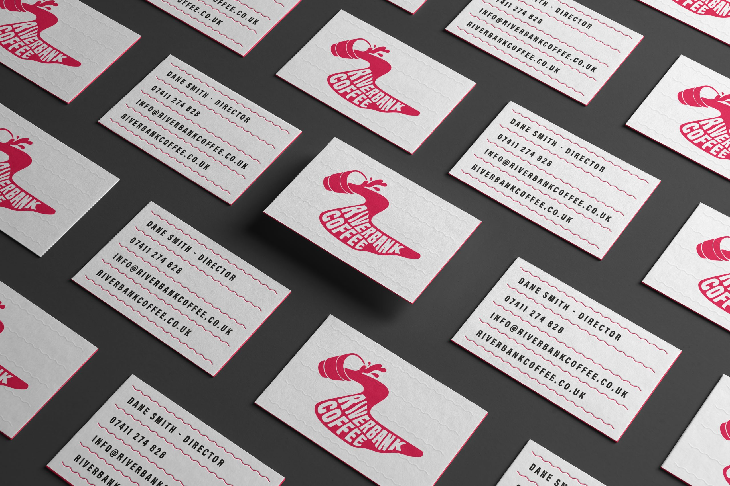Riverbank Business Card