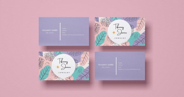 Tifanny James Business Cards