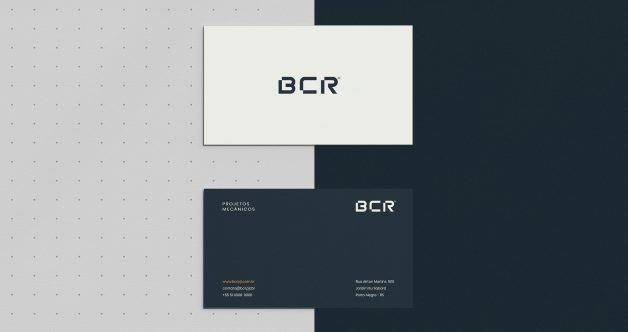 BCR business card