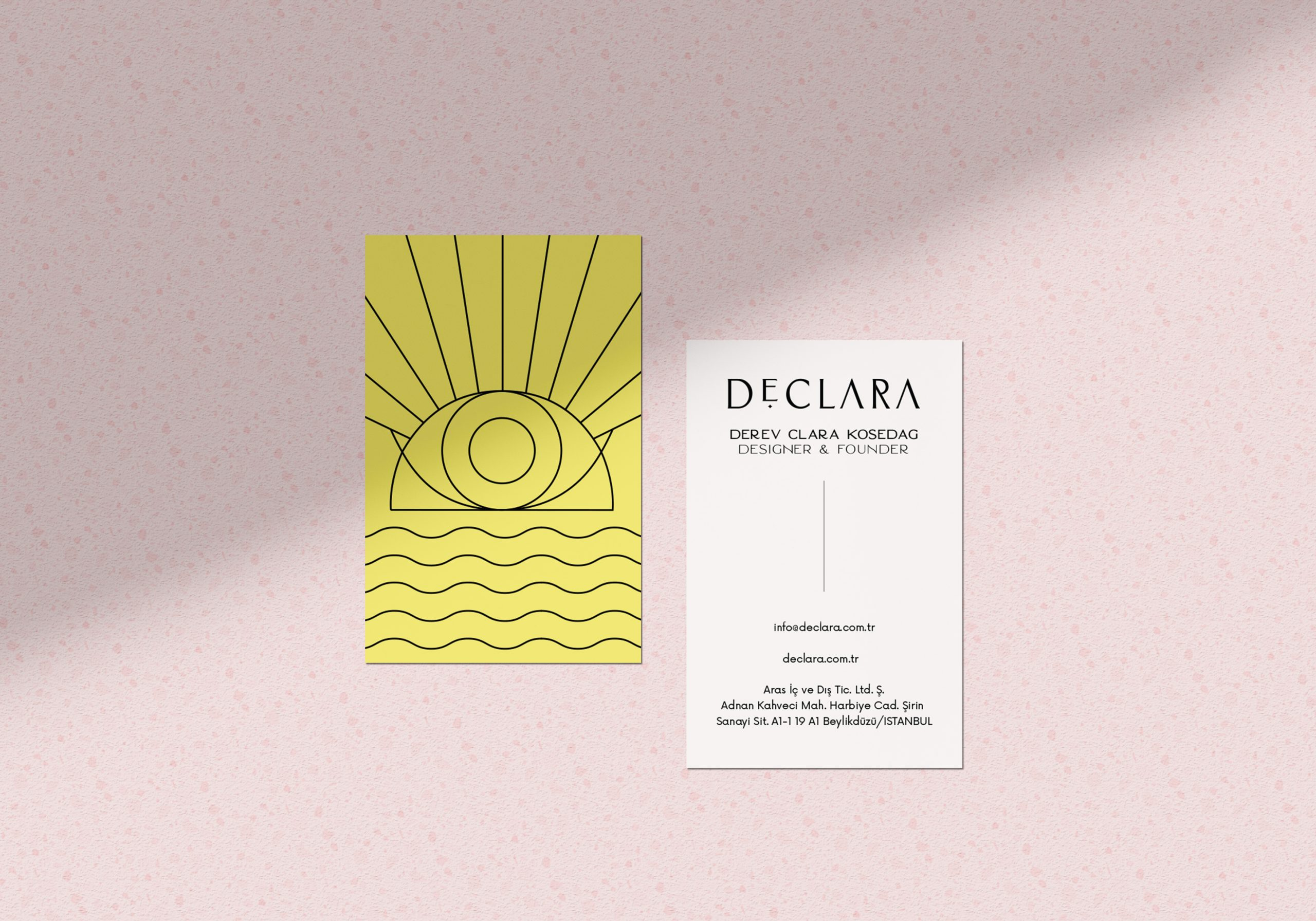 Declara Business Card